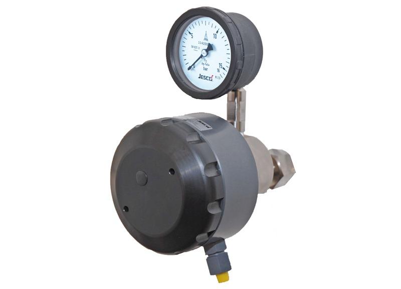 Vakuumregler Chlorgasanlage LJ C 2213